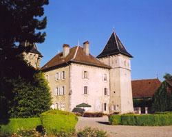 chateau Saint-Sixt