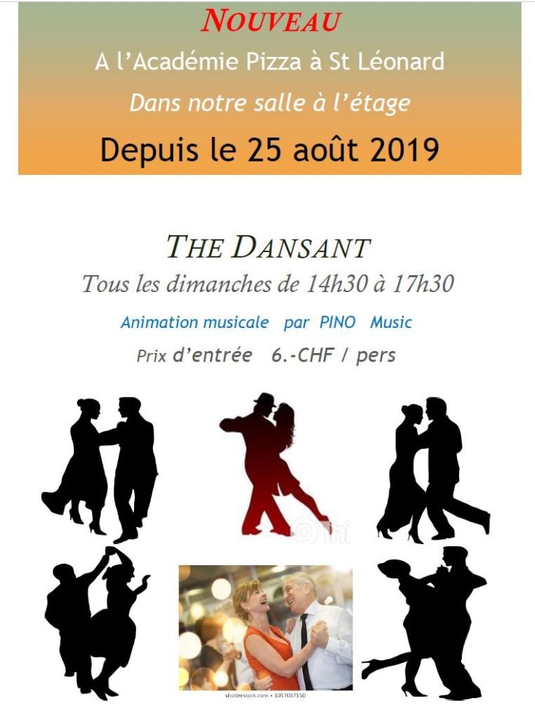 Thé dansant St-Léonard