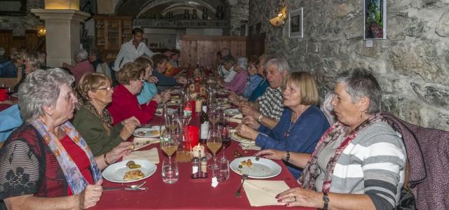 «BRISOLEE» » DE GRAND-MERE THERESE « Restaurantde l'Aéroport Route de l'Aéroport 60 1950 Sion le jeudi 11 octobre 2018 à 12h00  6 sortes de fromages d'alpage – sérac – […]