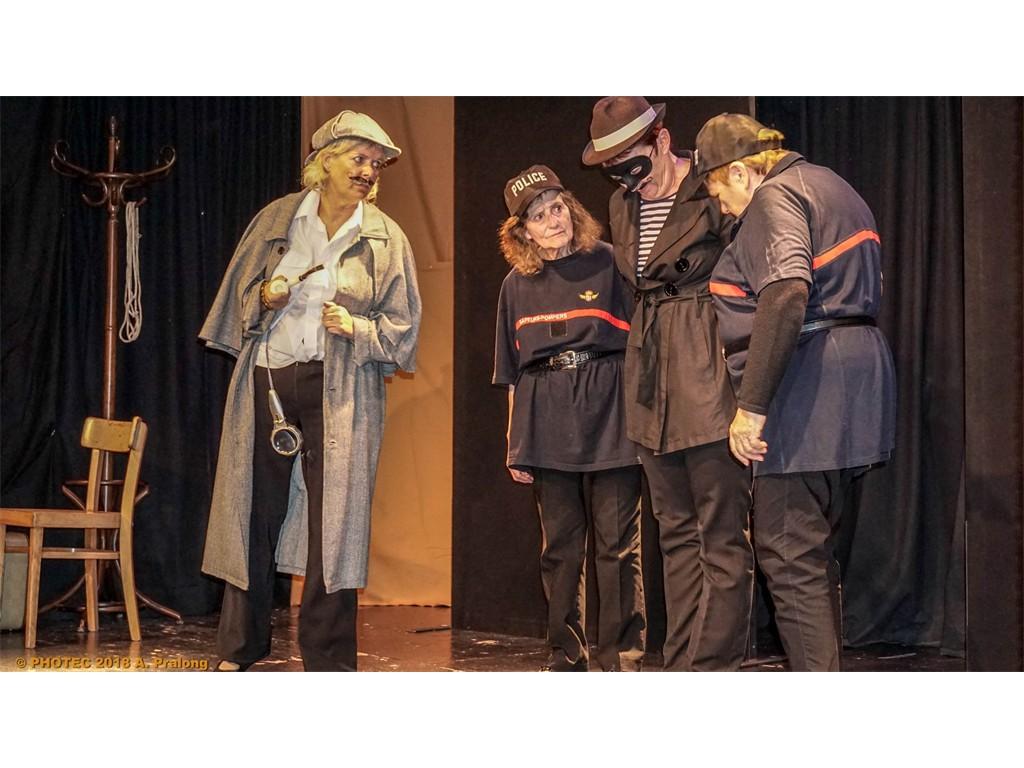 Théâtre 2018-19
